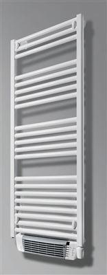 Chauffage radiateur sche serviettes for Radiateur salle de bain seche serviette soufflant