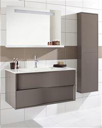 Sanitaire meubles salle de bains for Desserte de salle de bain