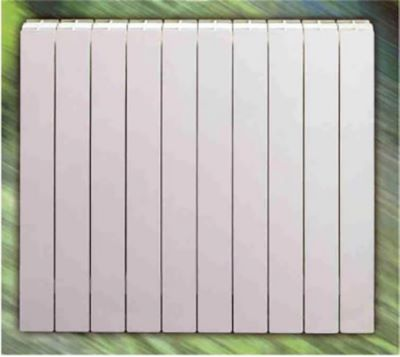 Radiateur fonte alu blitz fondital for Prix radiateur chauffage central
