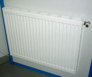 radiateur panneau acier elite compact 1 lame 1 range d. Black Bedroom Furniture Sets. Home Design Ideas