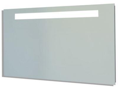 Miroir reflet sens avec clairage led et interrupteur for Miroir reflet