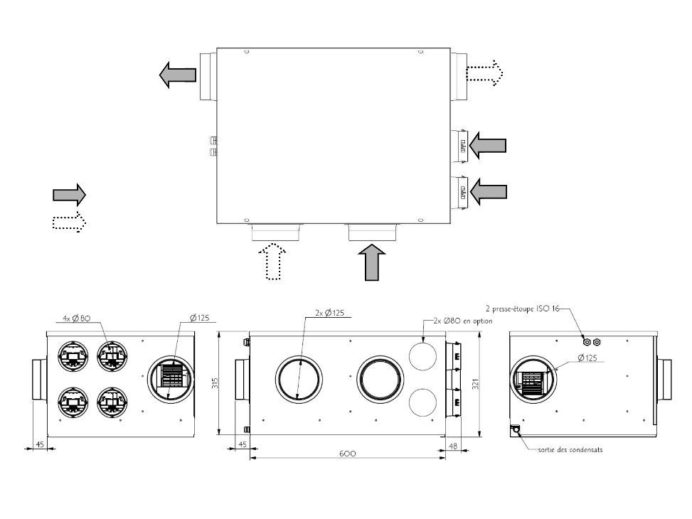 vmc double flux neodf atlantic. Black Bedroom Furniture Sets. Home Design Ideas
