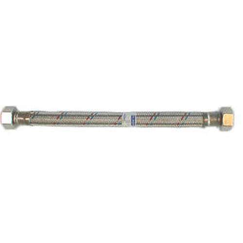 Flexible plomberie Fil-Nox - FF Ø 20x27 - Lg : 1000 mm