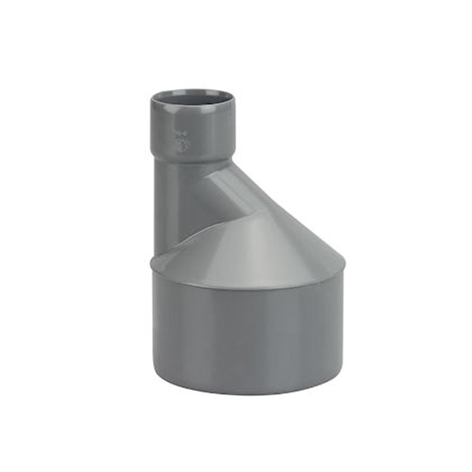 Réduction excentrée en PVC - Diamètres 160x125
