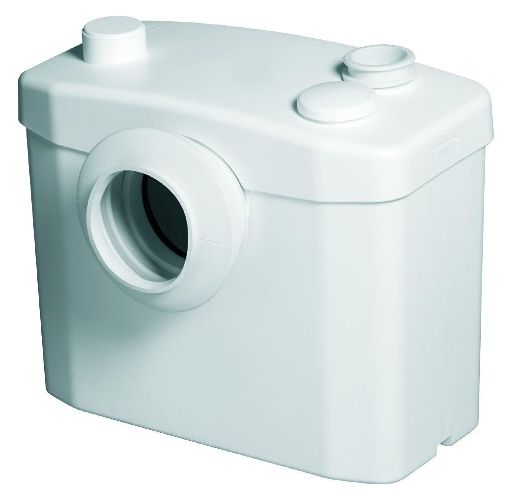 Broyeur sanibroyeur pro sanibroyeur pro pour vacuation un wc et un - Evacuation sanibroyeur wc ...