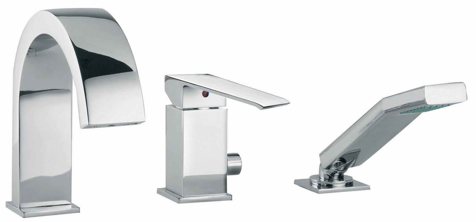 sanitaire distribution robinet salle de bain robinetterie de lavabo 1 trou tritoo maison et jardin. Black Bedroom Furniture Sets. Home Design Ideas