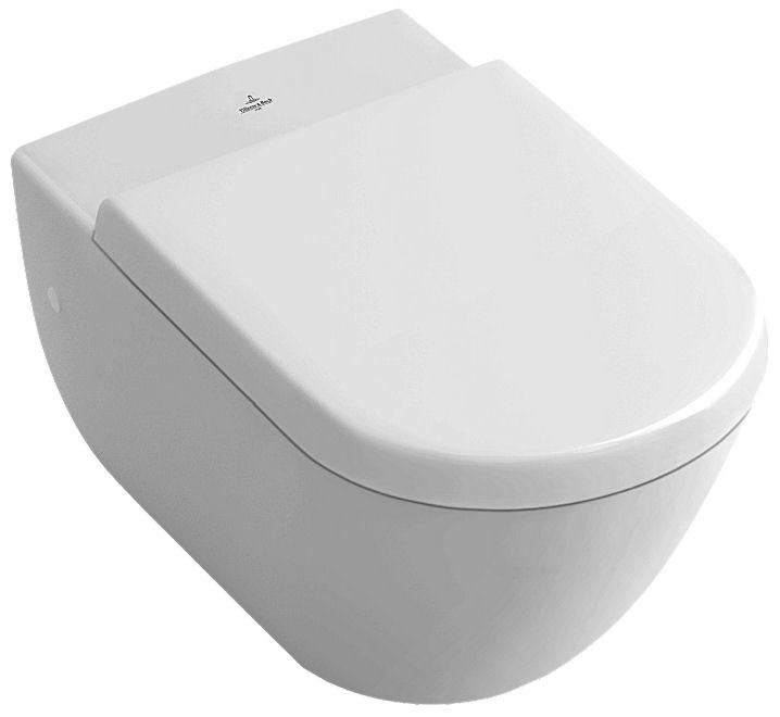 cuvette de wc suspendue subway 2 0 direct flush couleur blanc r f 5614r001. Black Bedroom Furniture Sets. Home Design Ideas