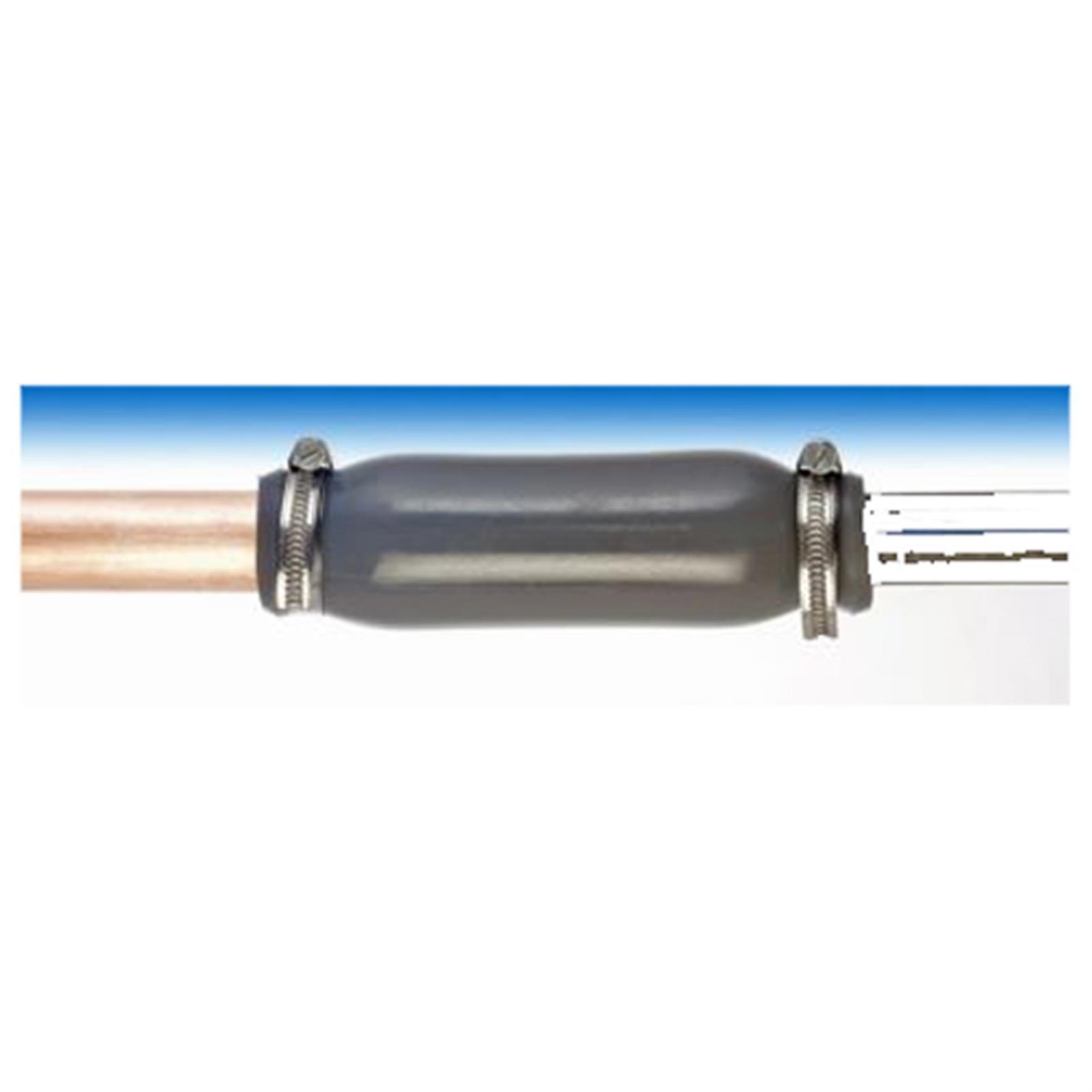 Manchon d'adaptation toutes matières SERTUBE - Diamètre 22 au 40 mm - Longueur 150 mm
