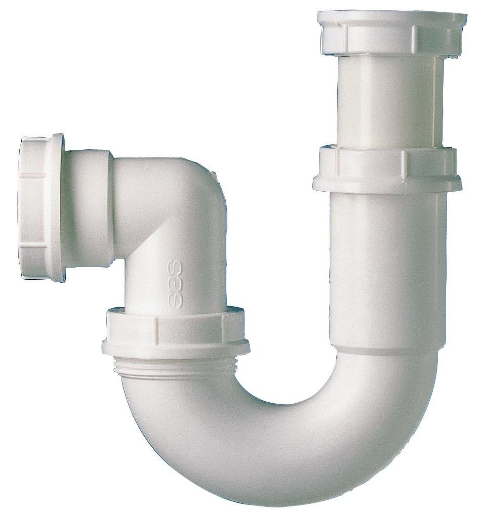 Siphon Tube Articulé Pour évier Nicoll