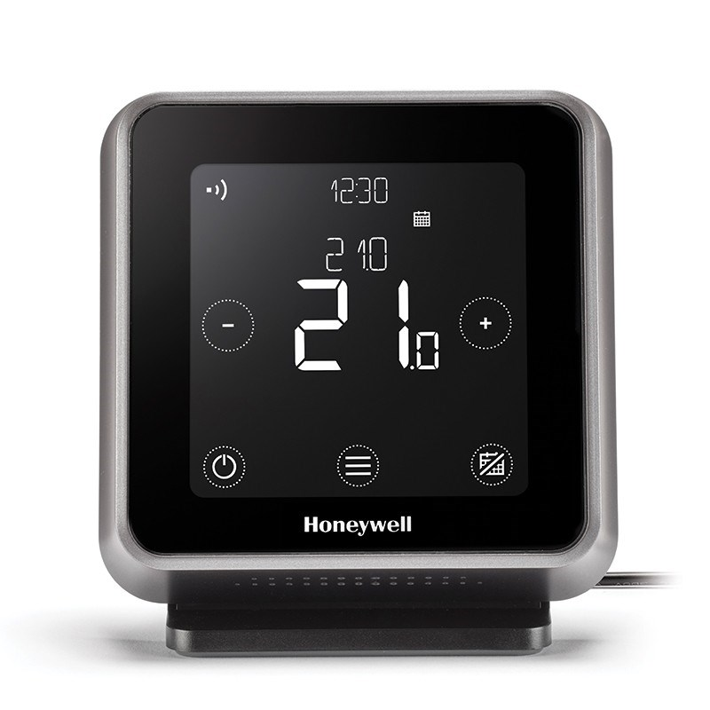 HONEYWELL Thermostat d'ambiance sans fil programmable et connecté LYRIC T6R