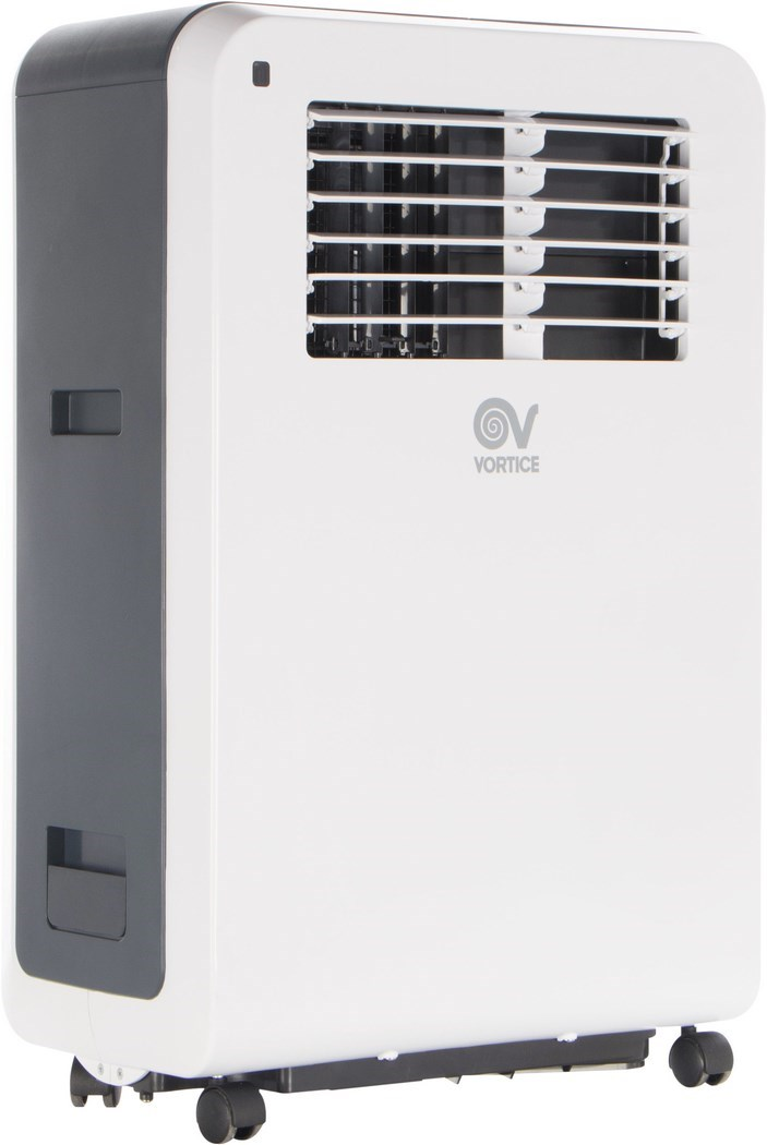 climatiseur mobile monobloc vort artik r410a vortice axelair ventilation. Black Bedroom Furniture Sets. Home Design Ideas