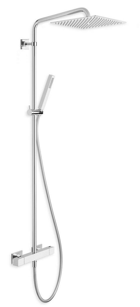 colonne de douche quadri