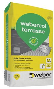 Carrelage colles en poudre for Colle carrelage weber