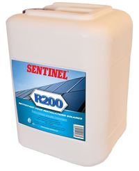 SENTINEL Nettoyant d'installation solaire R200