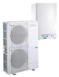 Chauffage pompes chaleur air eau - Pompe a chaleur inverter air eau ...