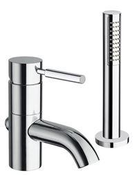 Les mitigeurs bain douche ondyna - Mitigeur bain douche sur gorge ...