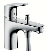 Photo de l'article HANSGROHE Mitigeur bain-douche monotrou FOCUS E2