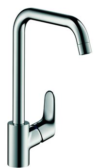 Photo de l'article HANSGROHE Mitigeur �vier FOCUS bec haut