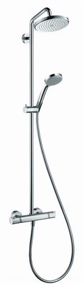 Photo de l'article HANSGROHE Colonne de douche  SHOWERPIPE CROMA 220