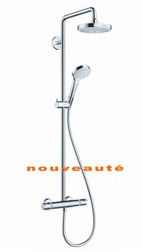 Photo de l'article HANSGROHE Colonne de douche SHOWERPIPE CROMA SELECT S 180