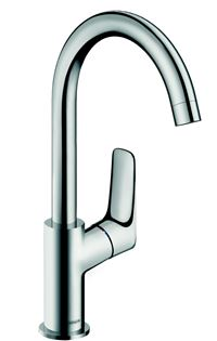 Photo de l'article HANSGROHE Mitigeur lavabo bec haut LOGIS