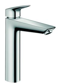 Photo de l'article HANSGROHE Mitigeur lavabo rehaussé LOGIS 190 éco - C3
