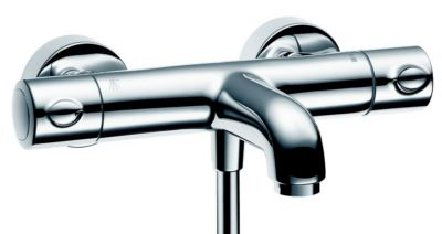 Photo de l'article HANSGROHE Mitigeur thermostatique mural ECOSTAT 1001 pour bain-douche