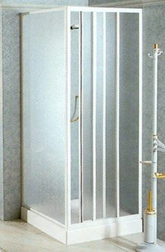 Porte de douche 3 panneaux coulissants novellini for Porte douche novellini