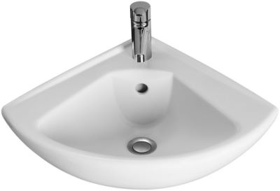 Photo de l'article VILLEROY ET BOCH Lave-mains d''angle O. NOVO COMPACT