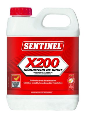 Photo de l'article SENTINEL Ingrédient détartrant non acide X200 1%