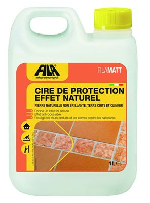 Photo de l'article FILA Cire de protection à effet naturel FILAMATT