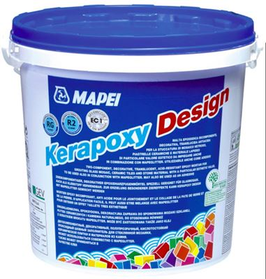 Photo de l'article MAPEI Mortier-colle pour carrelage KIT KERAPOXY DESIGN