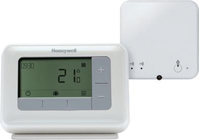 T4R Chronothermostat sans fil avec module Relais et support