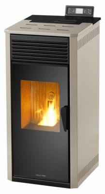 po le granul s eko plus pour le chauffage air forc humidifi jolly mec. Black Bedroom Furniture Sets. Home Design Ideas