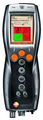 Photo de l'article TESTO Analyseur de combustion  TESTO 330- 1LL