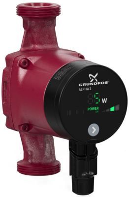 Photo de l'article GRUNDFOS Circulateur domestique multivitesses ALPHA1