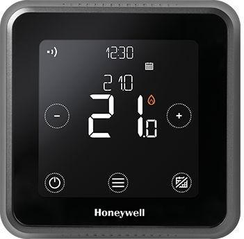 Thermostat d 39 39 ambiance filaire programmable et connect lyric t6 honeywell - Thermostat d ambiance programmable filaire ...