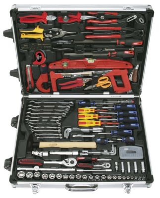 Photo de l'article KS TOOLS Coffret de maintenance F6 1/4  - 1/2