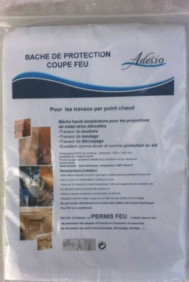 Photo de l'article ADESIO - SULITEC Bâche de protection