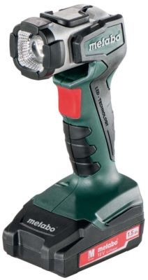Photo de l'article METABO Lampe torche sans fil universelle ULA 14,4-18 LED
