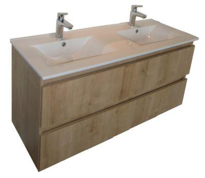 Meuble sous vasque RIVAGE 2 tiroirs de 120 cm
