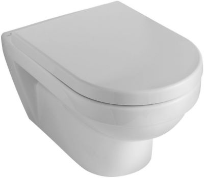 Photo de l'article VILLEROY ET BOCH Cuvette de WC TARGA ARCHITECTURA suspendue