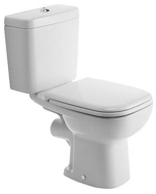 Toilette Duravit combi pack d code duravit