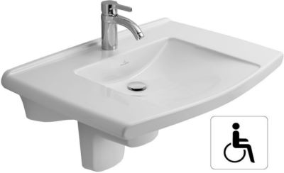 Photo de l'article VILLEROY ET BOCH Lavabo LIFETIME