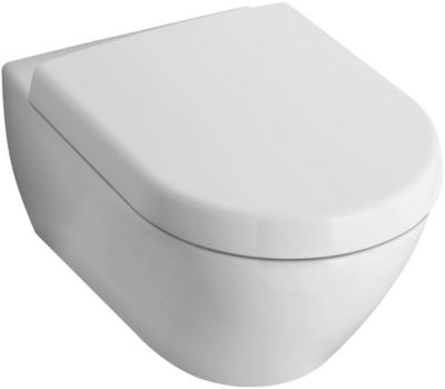 Photo de l'article VILLEROY ET BOCH Cuvette SUBWAY 2.0 de WC suspendue