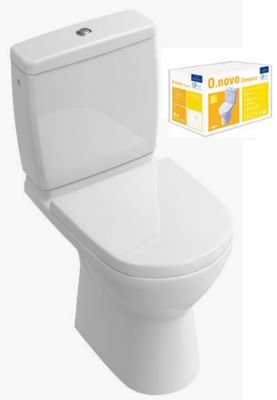 Photo de l'article VILLEROY ET BOCH Combi Pack O. NOVO COMPACT