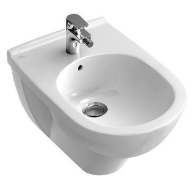 Photo de l'article VILLEROY ET BOCH Bidet suspendu O. NOVO