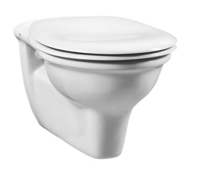 Photo de l'article VITRA Cuvette de WC suspendue rallongée CONFORMA