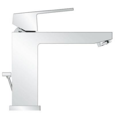 Photo de l'article GROHE Mitigeur à bec Medium pour lavabo EUROCUBE