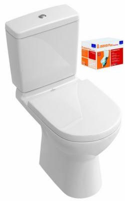 combi pack o novo direct flush villeroy et boch. Black Bedroom Furniture Sets. Home Design Ideas